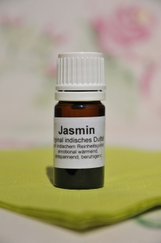 Original indisches Jasmin-Duftöl 5 ml