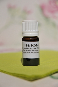 Original indisches Duftöl Tea Rose 5 ml